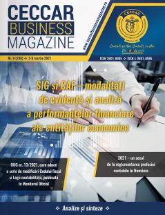 CECCAR Business Magazine, nr. 8 / 2-8 mar. 2021