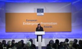 Premiile pentru Promovarea Întreprinderilor Europene, în România