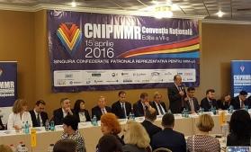 CNIPMMR, în sprijinul IMM-urilor la nivel local, regional, național și internațional