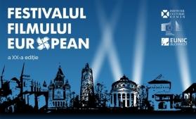 Ediție aniversară a Festivalului Filmului European