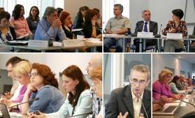 Masă rotundă: importanța datelor statistice pentru politica publică din sectorul serviciilor