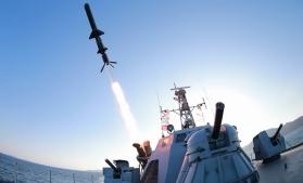 Test nord-coreean cu o rachetă de tipul mare-sol