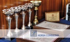 Horga Consulting – Premiul special al anului 2015 în Topul local al celor mai bune societăți membre CECCAR, filiala Arad