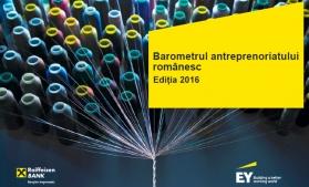 Barometrul antreprenoriatului românesc, ediția 2016