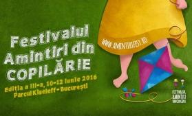 Festivalul Amintiri din Copilărie, ediția a III-a