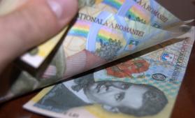 Câștigul salarial mediu nominal net, 2.086 lei în aprilie