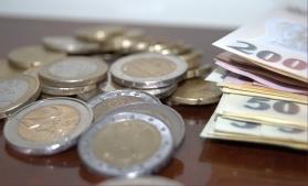 Leul vs. valutele de pe piață