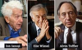 Trei mari pierderi pentru lumea științei și culturii