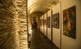 Expoziția New Artists, la ARCUB
