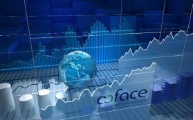 Coface estimează o creștere economică mondială în 2016 de 2,5%, în scădere cu 0,2 puncte procentuale față de anticiparea anterioară