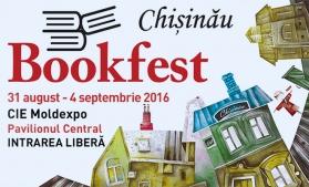 Salonul de Carte Bookfest, în premieră la Chișinău