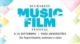 A XI-a ediție a Bucharest Music Film Festival