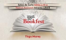 Toamna începe cu Bookfest la Tîrgu Mureș