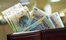 Câștigul salarial mediu nominal net, 2.076 lei în luna august