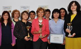 Nova Cont Expert – Premiul special al anului 2016 în Topul local al celor mai bune societăți membre CECCAR, filiala Buzău