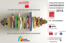 Târgul de carte Gaudeamus va începe în curând la Romexpo