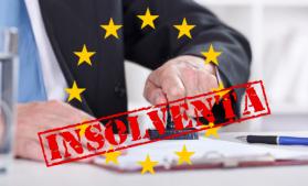 Proiect de îmbunătățire a procedurilor de insolvență pentru întregul teritoriu al UE