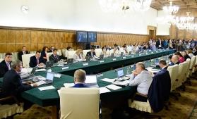 Un nou proiect de lege pentru organizarea și funcționarea Consiliului Economic și Social