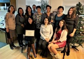 Contasist – Premiul special al anului 2016 în Topul local al celor mai bune societăți membre CECCAR, filiala Suceava