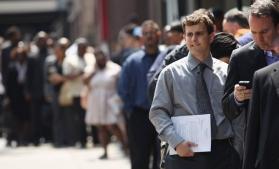 Rata șomajului în formă ajustată sezonier, 5,5% în decembrie 2016