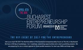 BVB lansează prima ediție a Bucharest Entrepreneurship Forum la 4 aprilie