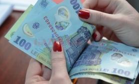 Câștigul salarial mediu nominal brut, 3.256 lei în luna martie