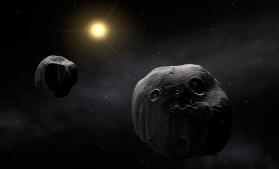 Doi asteroizi din sistemul solar au primit nume românești: (10466) Marius-Ioan și (10707) Prunariu
