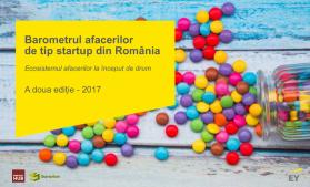 Barometrul start-up-urilor din România, ediția a doua