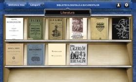 Biblioteca Digitală a Bucureștilor este din nou online