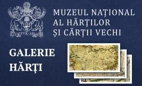 Muzeul Național al Hărților și Cărții Vechi a lansat o aplicaţie pentru mobil