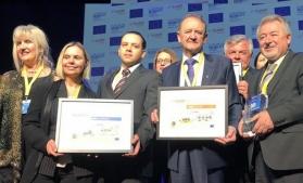 Orașul Turda, premiat în UE pentru mobilitate durabilă