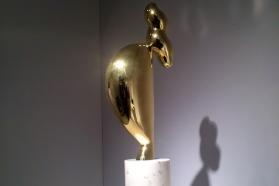 O sculptură unică din bronz a lui Brâncuși, licitată la Christie's New York