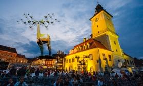 Cerbul de Aur revine la Brașov