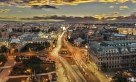 Bucureștiul, locul 67 în topul celor mai scumpe 77 de orașe din lume