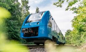 Tehnologia viitorului: Coradia iLint, primul tren de pasageri din lume care funcționează cu hidrogen, omologat în Germania