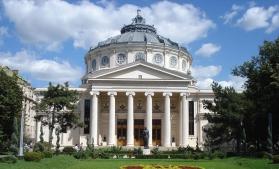 De la Paganini la Enescu, via Ateneul Român