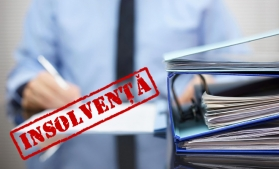 ONRC: Numărul insolvenţelor a scăzut cu 2,48%, în primele 8 luni