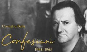 O nouă expoziție la MNAR: Corneliu Baba. Confesiuni. 1944-1965