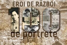 Expoziția Eroi de Război – 100 de portrete, la Muzeul Național al Satului