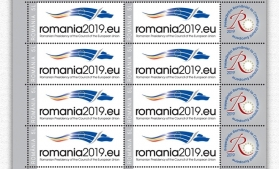 """Romfilatelia a lansat emisiunea de mărci poştale """"România, un tezaur european"""""""