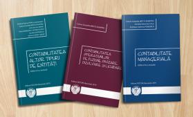 Trei publicații noi destinate stagiarilor, disponibile la filialele CECCAR
