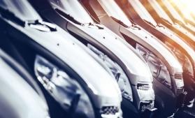 Piaţa auto din România a înregistrat al doilea ritm de creştere din Europa, în luna ianuarie
