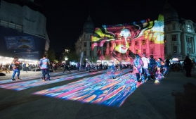 18-21 aprilie – a cincea ediție a Spotlight, cel mai mare festival din România dedicat luminii și tehnologiilor bazate pe lumină
