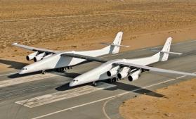 Stratolaunch, cel mai mare avion din lume, a efectuat primul zbor