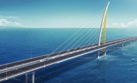 Unul din cele mai lungi poduri maritime din lume a fost inaugurat în Kuweit