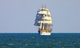 Cea mai cunoscută navă a Marinei Militare românești a împlinit 80 de ani