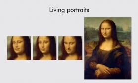 Inteligența artificială poate să anime orice portret îi este oferit ca model