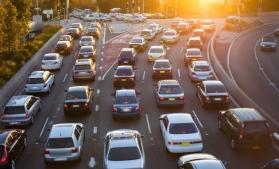 Moscova, Istanbul şi Bucureşti, pe primele locuri în Europa privind blocajele în trafic