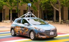Noile mașini Google Street View, în România în această vară