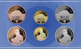 Emisiune numismatică cu tema Desăvârșirea Marii Uniri – Alexandru Marghiloman